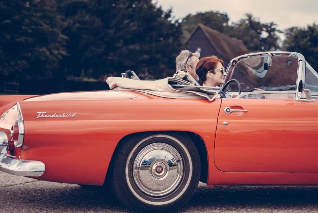 5 Vintage Muscle Cars Every Woman Will Love