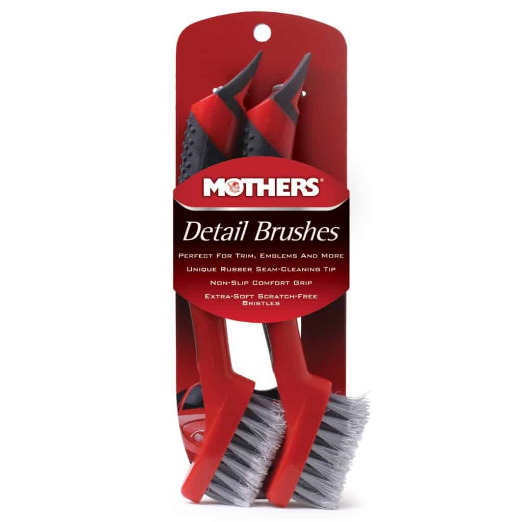 Mothers Detail Brushes Set – 2 Pack Review