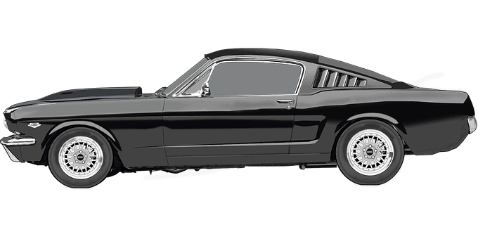 1971 Ford Mustang Mach Generation Features