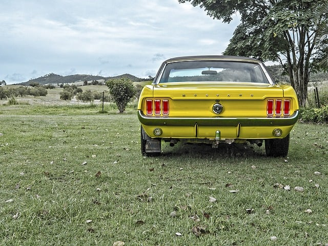 Old Cars: Best Features And Muscle Cars