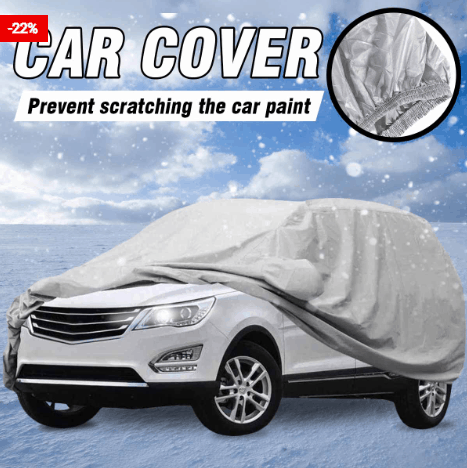 SUV Car Cover Sun And Rain Resistant