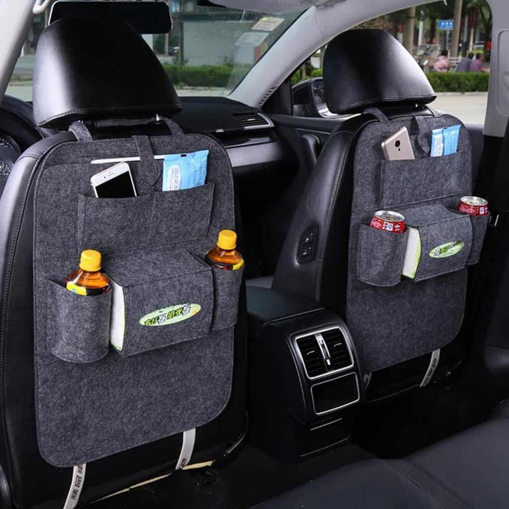 Back Seat Organisers And More: 3 Best Car Accessories This Season!