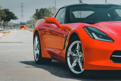 Corvette Stingray Car accessories