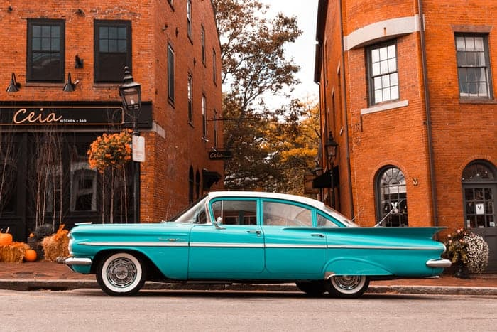 Classic car values to learn from